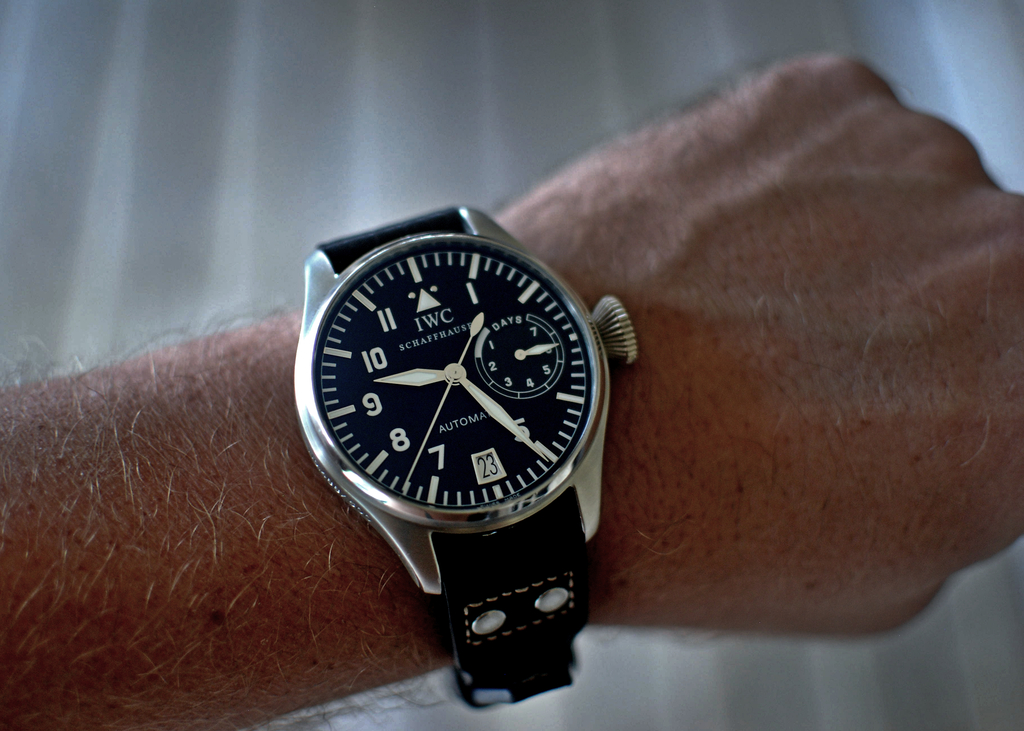 Iw500203 Iwc Big Pilot Watch
